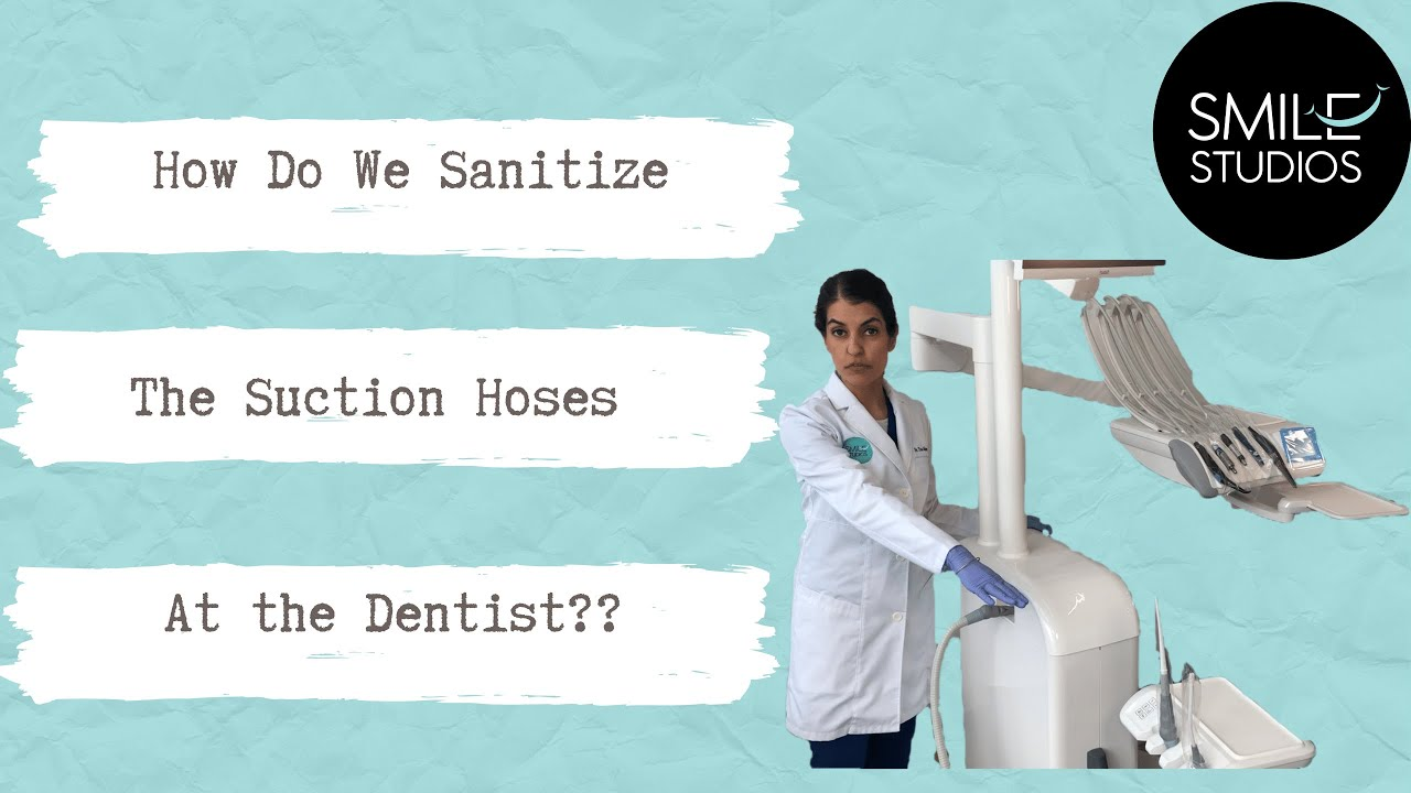 Dr. Tina at her dental