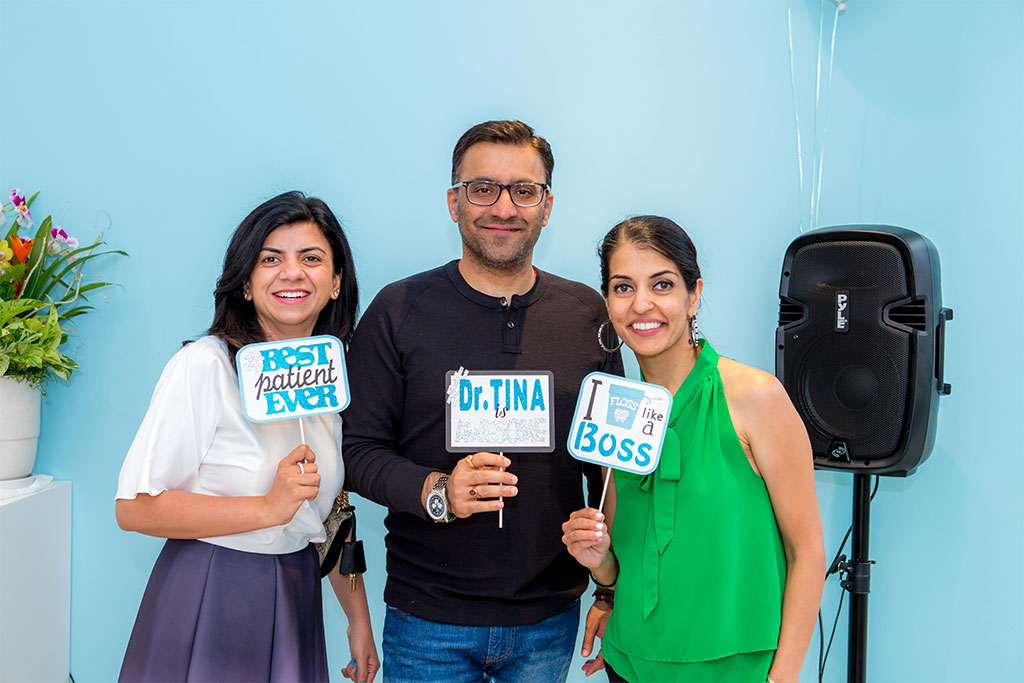 Happy dental patients of Dr. Tina Subherwal at Smiles Studios Redmond, WA area - Gallery image 13