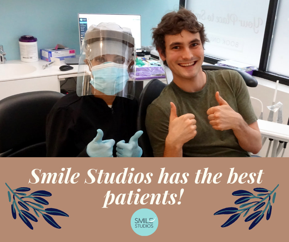 Happy dental patients of Dr. Tina Subherwal at Smiles Studios Redmond, WA area - Gallery image 1