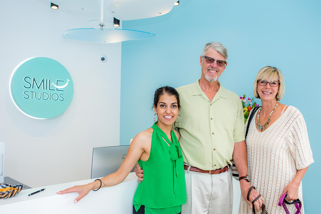 Happy dental patients of Dr. Tina Subherwal at Smiles Studios Redmond, WA area - Gallery image 9