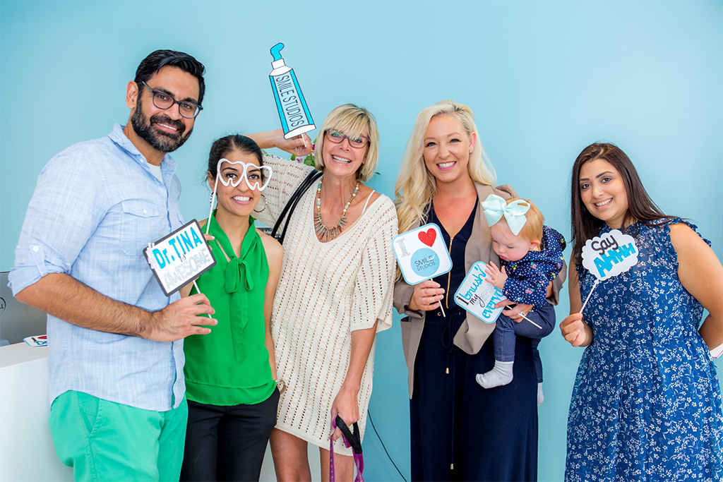Happy dental patients of Dr. Tina Subherwal at Smiles Studios Redmond, WA area - Gallery image 7