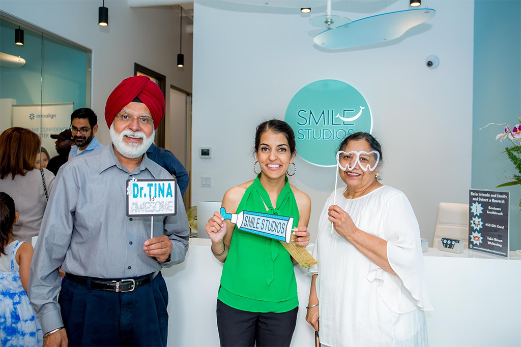 Happy dental patients of Dr. Tina Subherwal at Smiles Studios Redmond, WA area - Gallery image 5