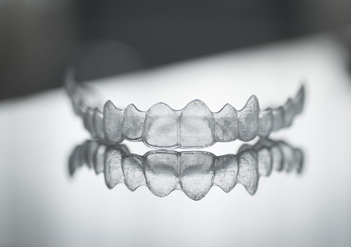 A Dental practice offers Invisalign Clear Braces